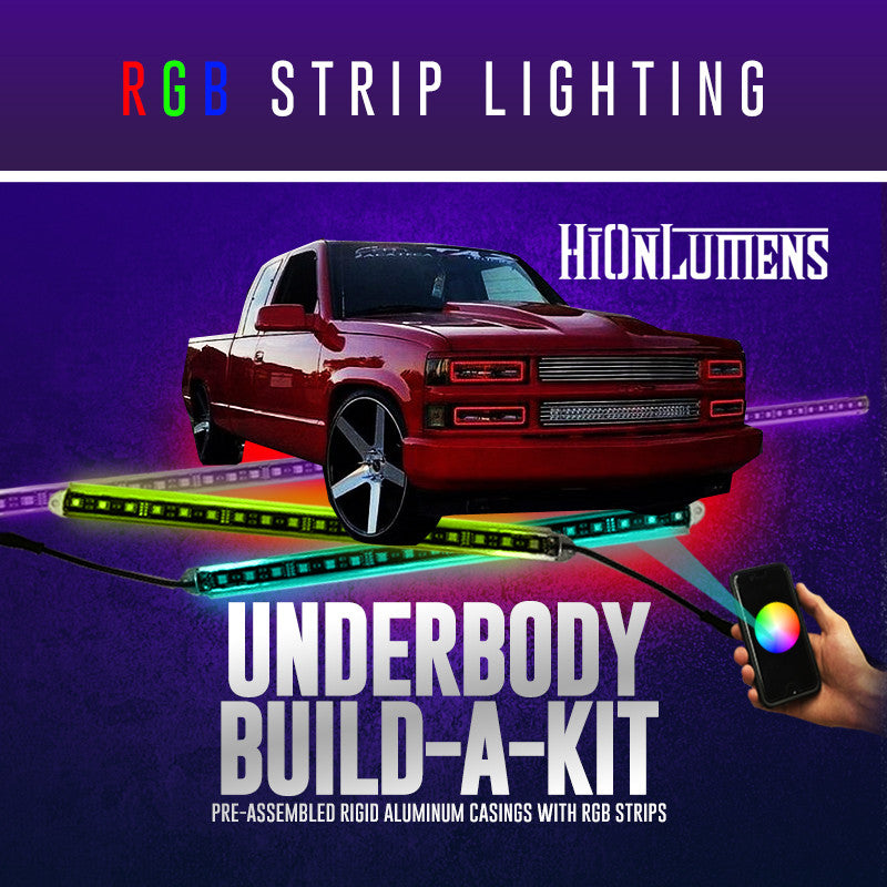 Underbody Build-A-Kit
