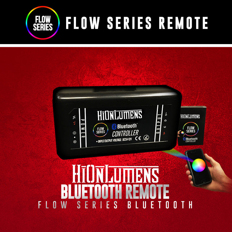 Flow Series Bluetooth Remote