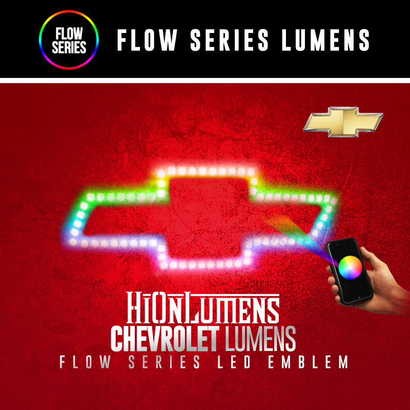 FLOW SERIES Chevy Lumens