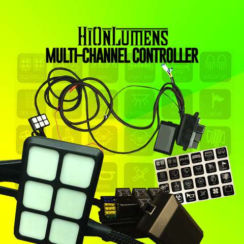 Multi-Channel Controller