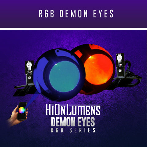 RGB Demon Eyes