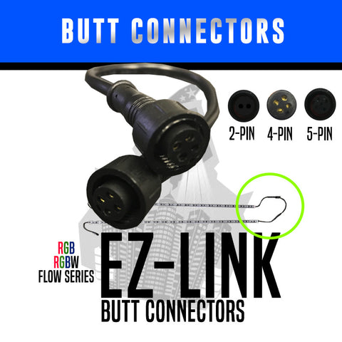 EZ Link Butt Connectors
