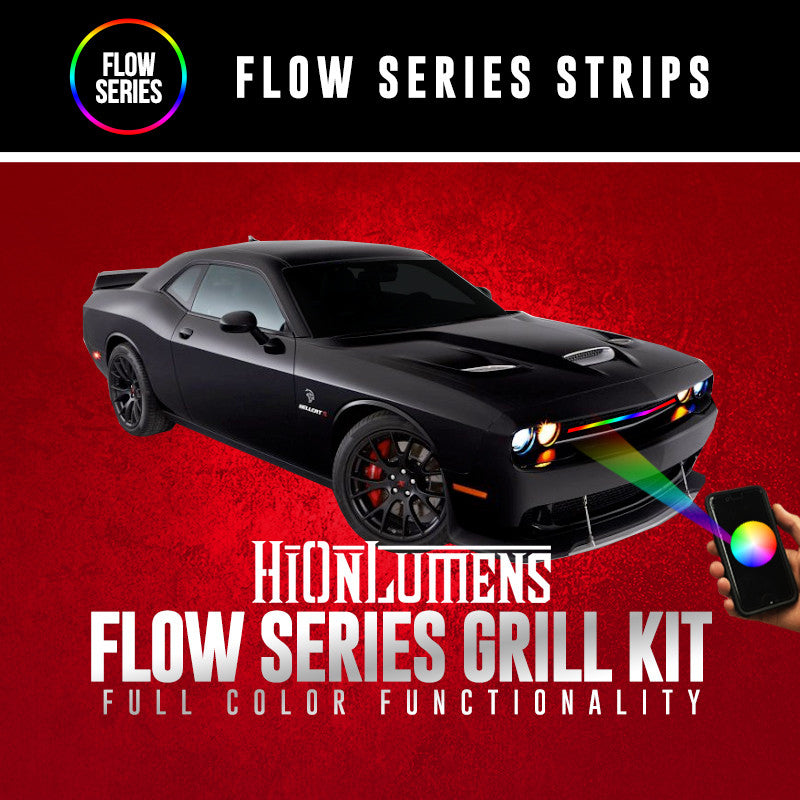 Flow Series Grill Lighting Kit
