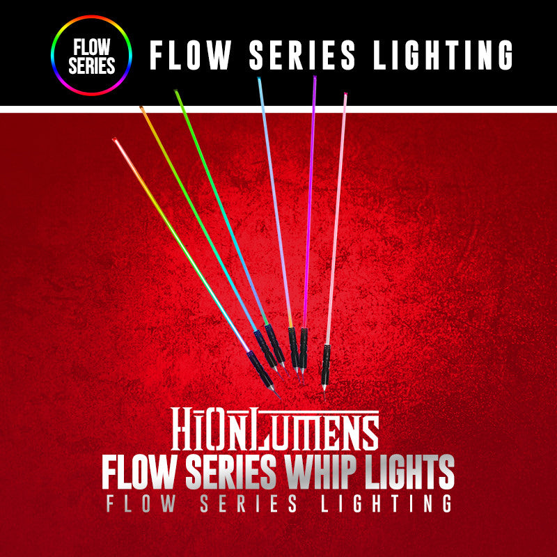 Flow Series Whip Light