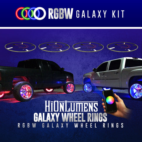 Galaxy Wheel Rings (RGBW)