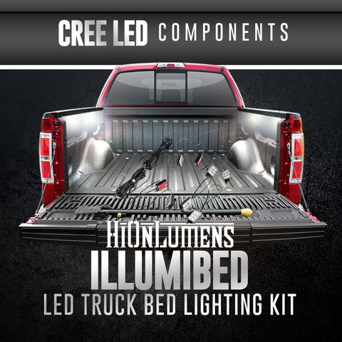 Illumibed - LED Truck Bed Lighting Kit