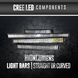 Straight/Curved Light Bars