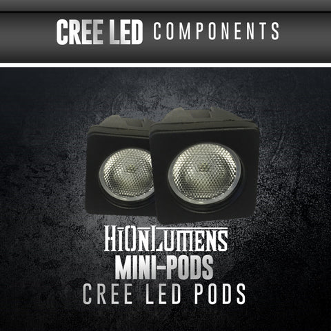 CREE Mini-Pods