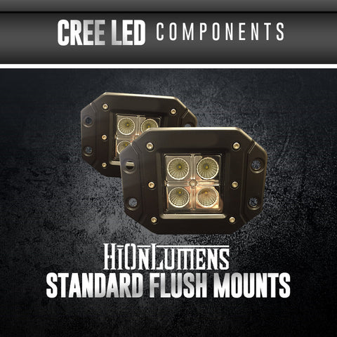 Standard Flush Mounts