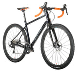 CACHE Steel Gravel Bike - Carbon Fork