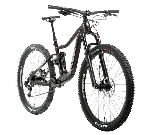 Fugitive LT Complete Bike - DP Build Kit