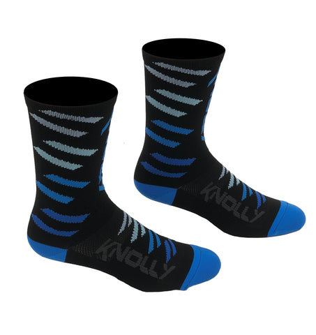 Knolly Equalizer Socks blue