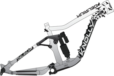 DEPOSIT on Delirium 2020 Frame