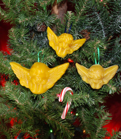 Bill's Bees Beeswax Ornaments