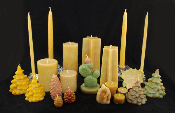 Bill's Bees 100% Beeswax Candles