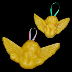 Bill's Bees Beeswax Hanging Angel