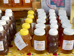 Bill's Bees 100% Raw Honey at Thousand Oaks Farmers Market
