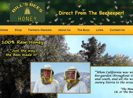 Bill's Bees Local and Unique Honey