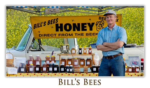 Bills Bees at Farmers Markets