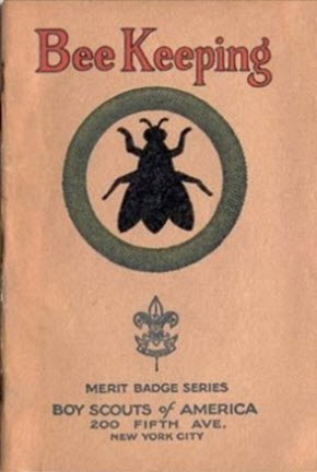 Boy Scouts Bee Keeping Merit Badge