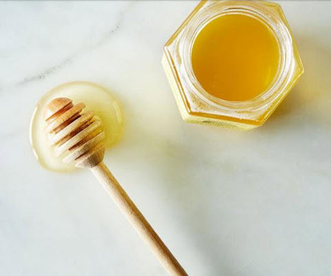 Honey substitutes for sugar