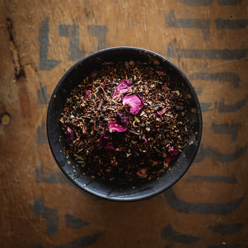 Organic Honeybush Chai Loose Leaf Tea