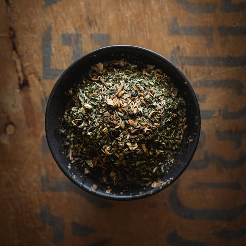 Organic Tulsi & Mint Chai Loose Leaf Tea