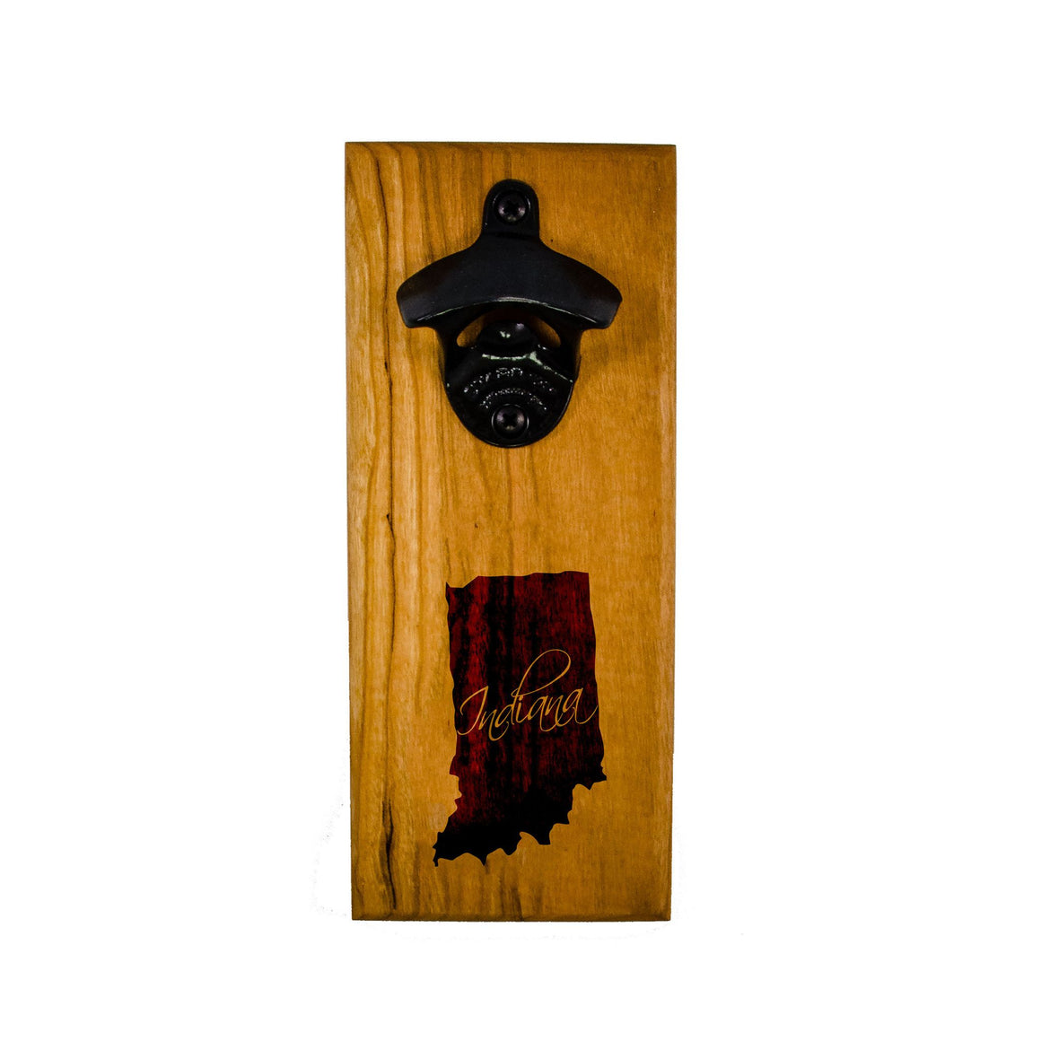 Wall Mount Bottle Opener - State Pride Script - Bottle Opener -  - District 31