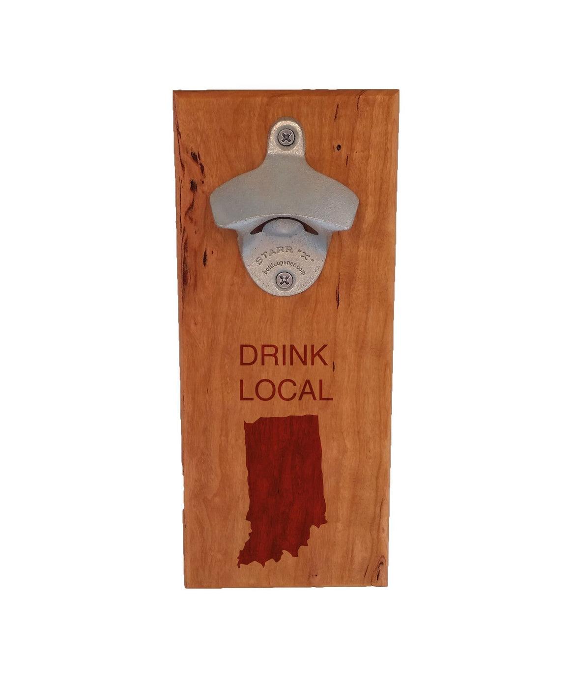 Wall Mount Bottle Opener - Drink Local - Bottle Opener -  - District 31 - 1
