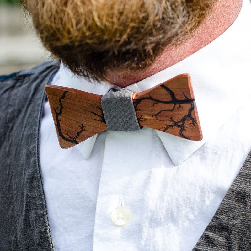 Bow Tie - Lichtenberg Slimline Bow Tie -  - District 31 - 3