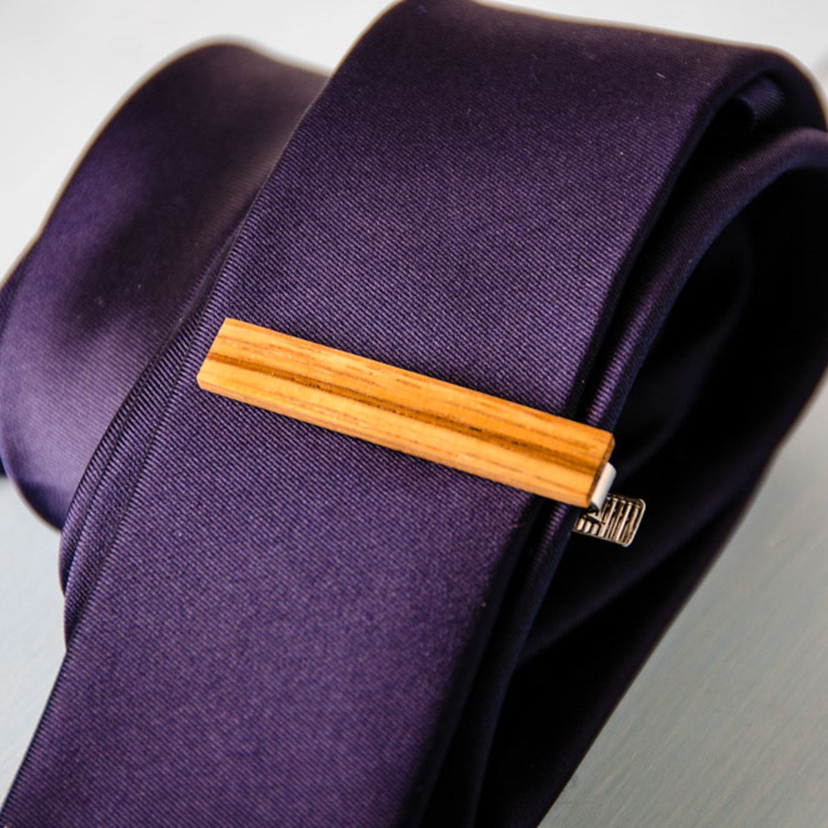 Exotic Wooden Tie Bar