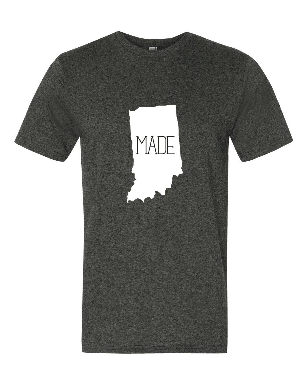 Apparel - Made in Indiana Tee - Small / Black - District 31 - 1