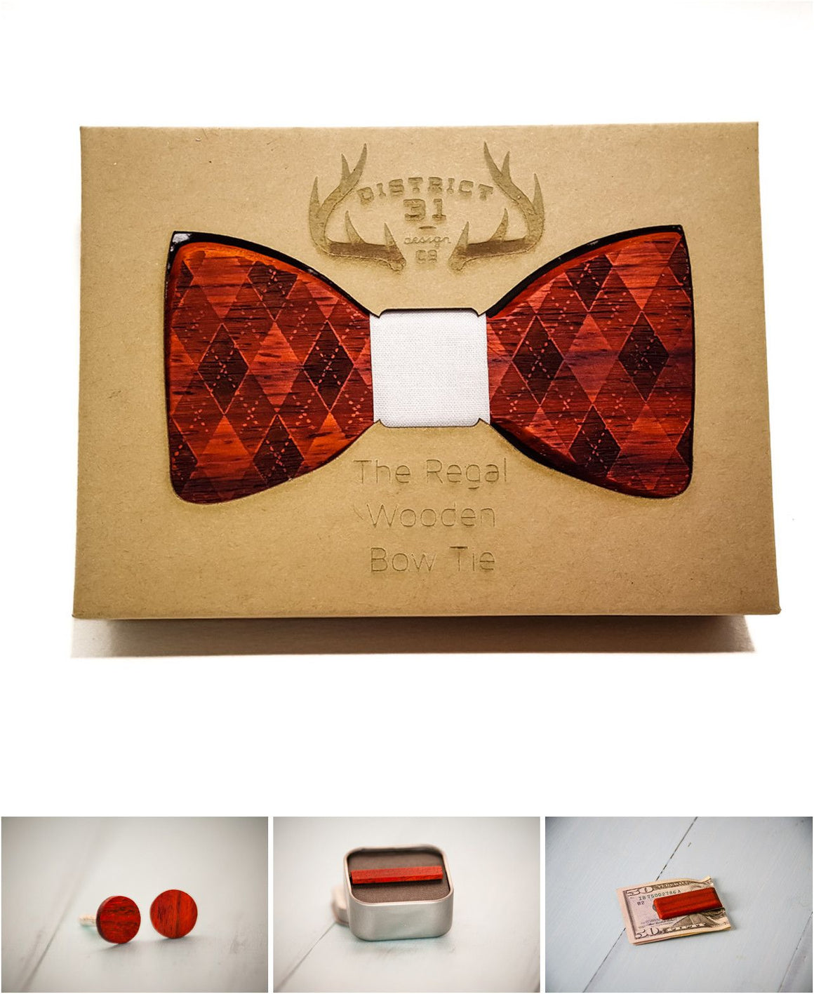 Bow Tie - The Master Kit -  - District 31