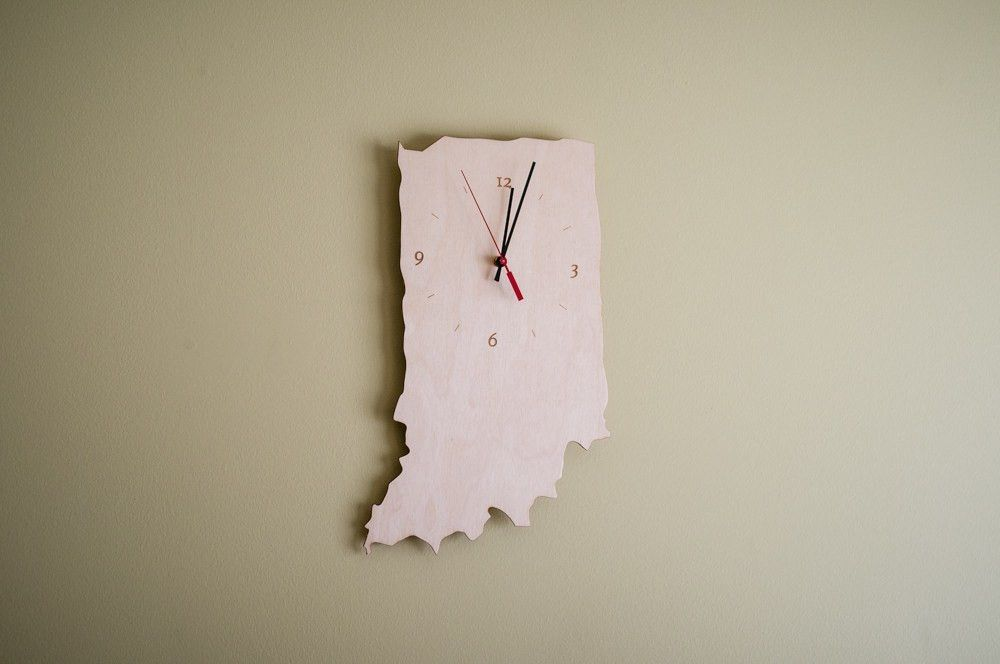 Clocks - Indiana State Clock -  - District 31