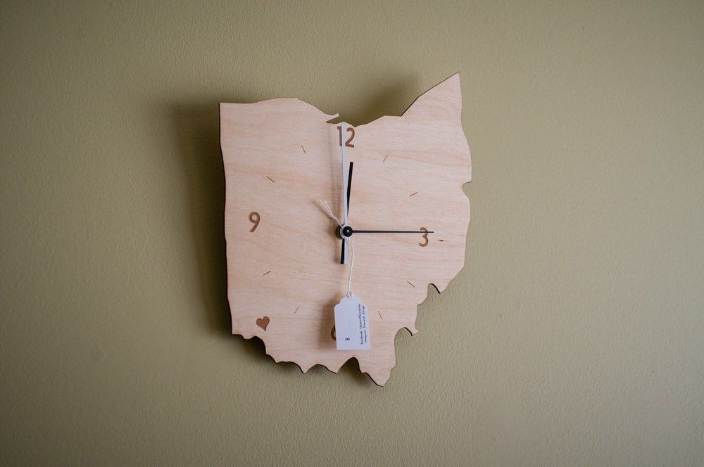 Clocks - Ohio Clock -  - District 31