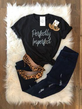Perfectly Imperfect Women's Tee