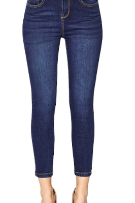 High Rise Stretchy Skinny Jean