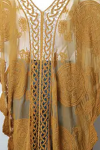 Load image into Gallery viewer, Scalloped Lace Kimono (Multiple Colors)