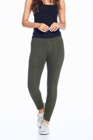 Cotton Ankle Pant