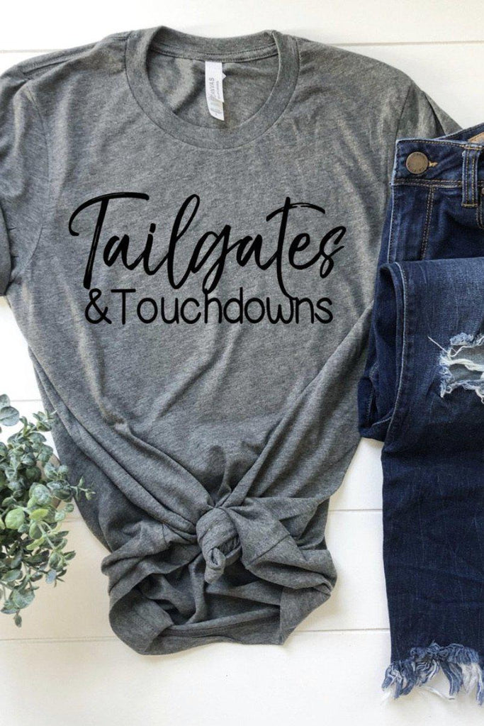 Tailgates and Touchdowns