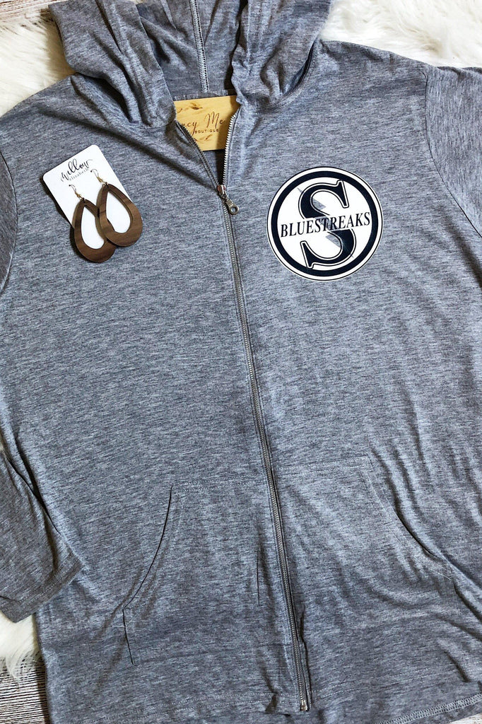 Sandusky Zip Up