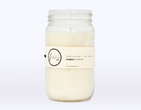 Sugar Cookie Soy Candle *LIMITED STOCK*