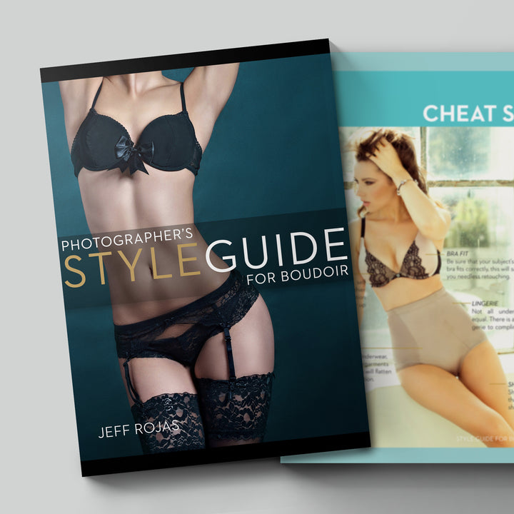 Photographer's Styling Guide For Boudoir
