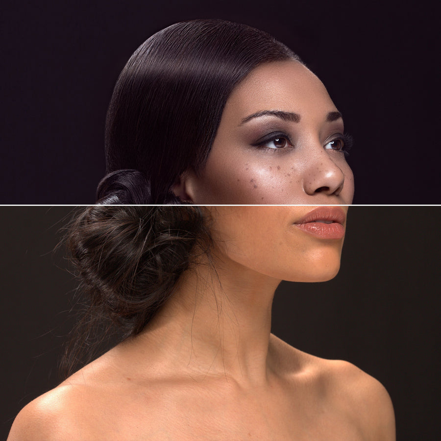 Photoshop Retouching Actions
