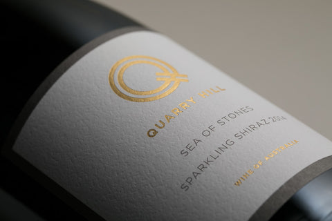 Sea of Stones Sparkling Shiraz