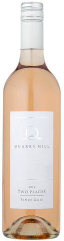 Quarry Hill Two Places Pinot Gris