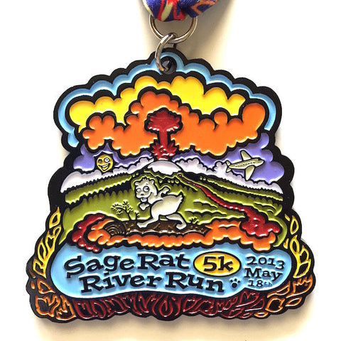 Sage Rat River Run 5k 2013