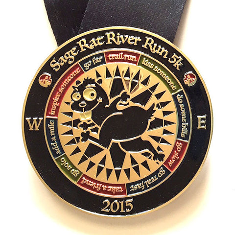 Sage Rat River Run 5k 2015