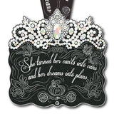 Dreams Into Plans Virtual Run Medal