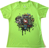 Sage Rat Run Ladies 2013 Tech Shirt